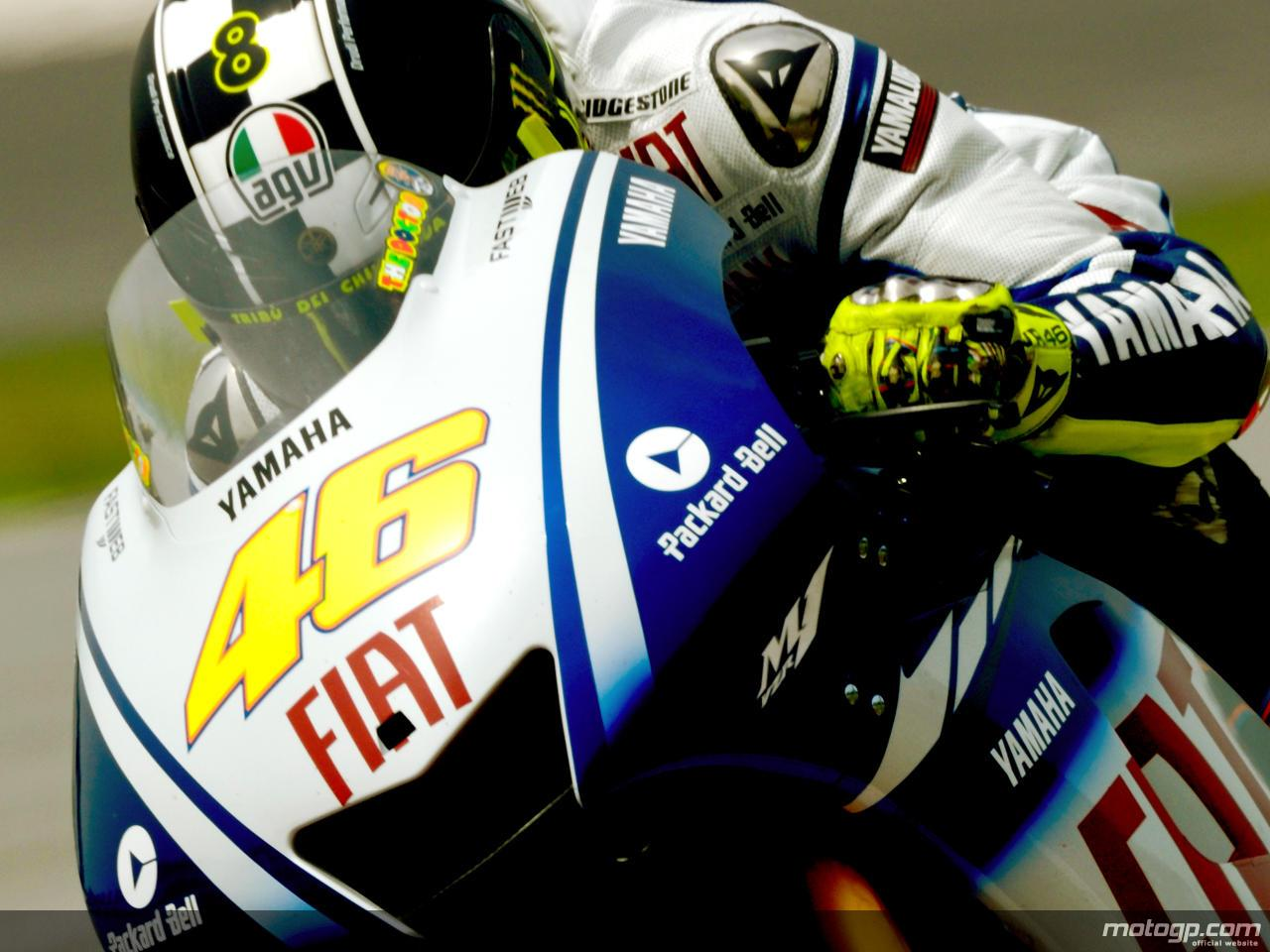 Valentino Rossi top speed